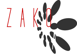 Zako Media - Swansea Web Design Logo